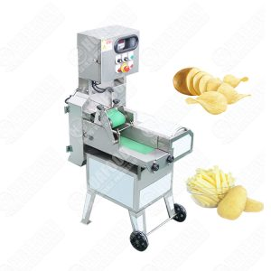 Factory Price Commercial Industrial Vegetable Bulk Cutting Machine