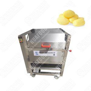 Industrial Fruit Vegetable Ginger Peeling Radish Potato Washing Machine