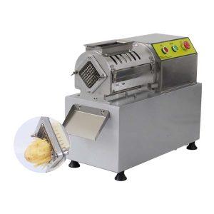 Sus 304 Stainless Steel Fresh Potato Sticks Cutter Machine