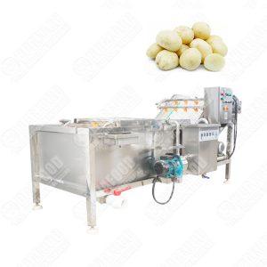 Potato vegetable cleaning equipment/fruit washer