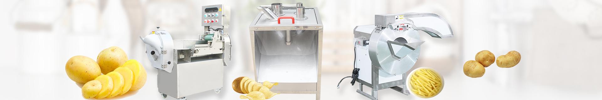 PotatoCuttingMachine-Foodprocessingmachine