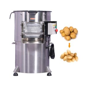 Ginger Turmeric washing potato polishing peeling machine