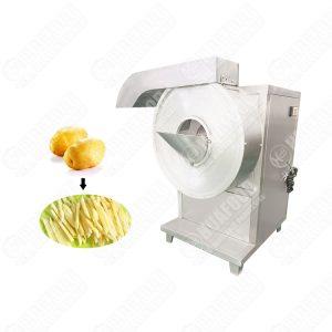 potato slicer vegetable strip onion potato french fry cutter machine