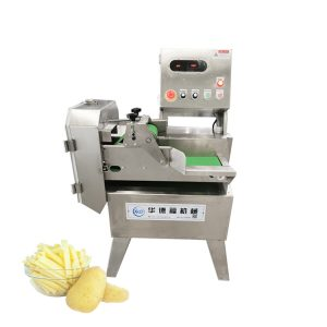 High capacity vegetable cutting machine/multifunction fruit cutter