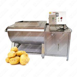 Multifunctional Vegetable Fruit Processing Washing Machine